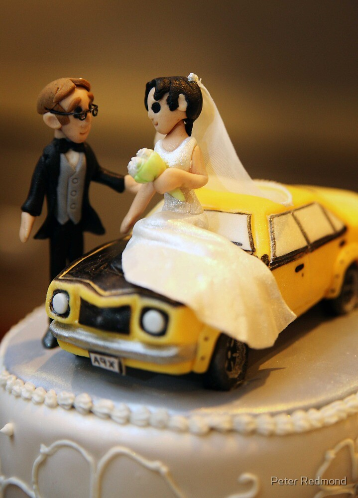 Wedding Cake Art\