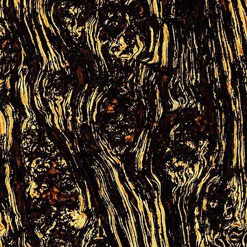 Gold Bark by PatrickMHiggins