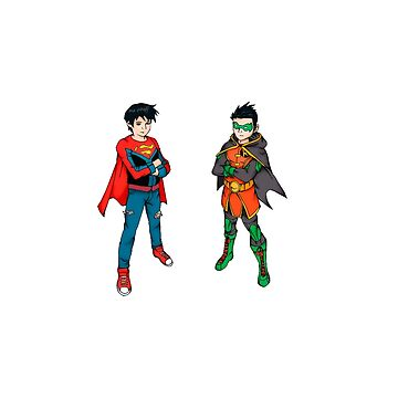 Super Sons by ZeroOmega12