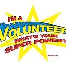 Super Volunteer by DougPop