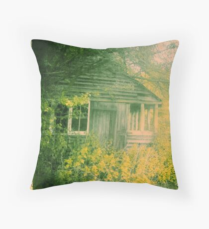Age Old Throw Pillow