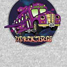 «Ese autobús mágico» de kushcoast