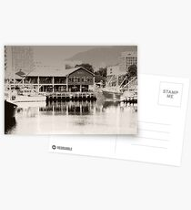 Mures Restaurant Hobart Postcards