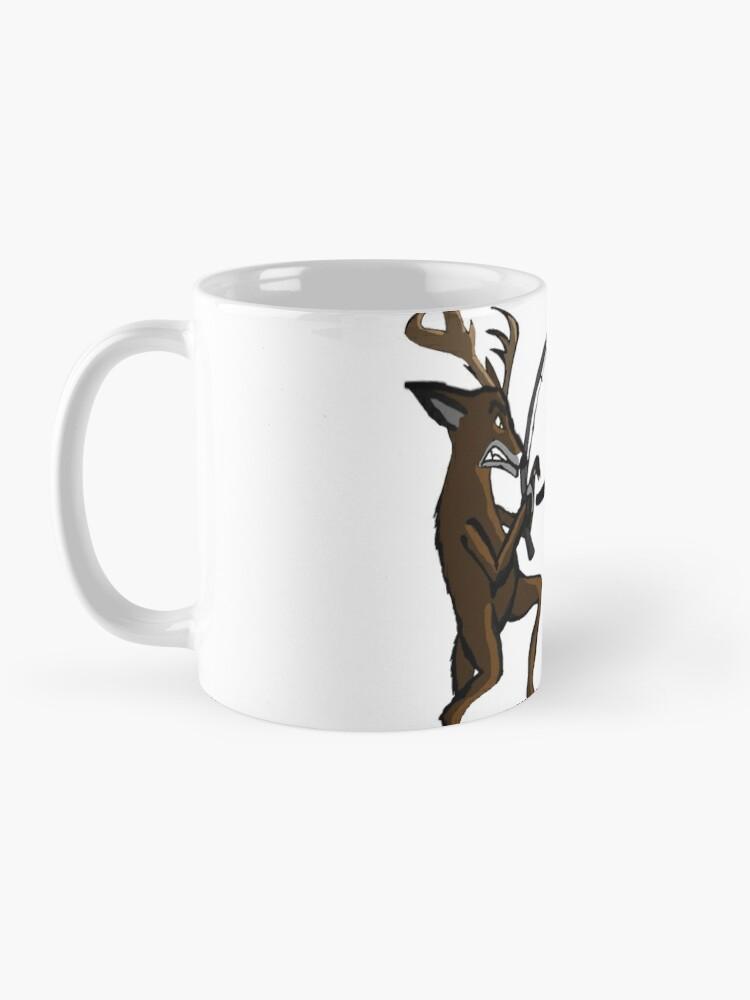 Alternate view of Huntin' an Fishin' Mug