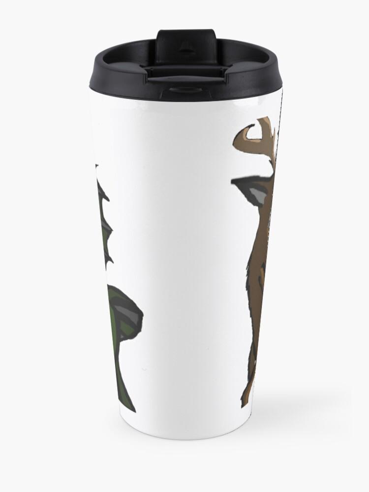 Alternate view of Huntin' an Fishin' Travel Mug