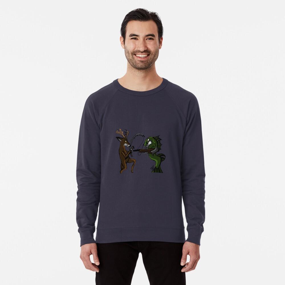 Huntin' an Fishin' Lightweight Sweatshirt
