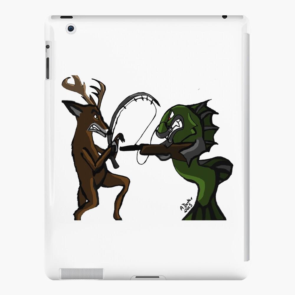 Huntin' an Fishin' iPad Case & Skin