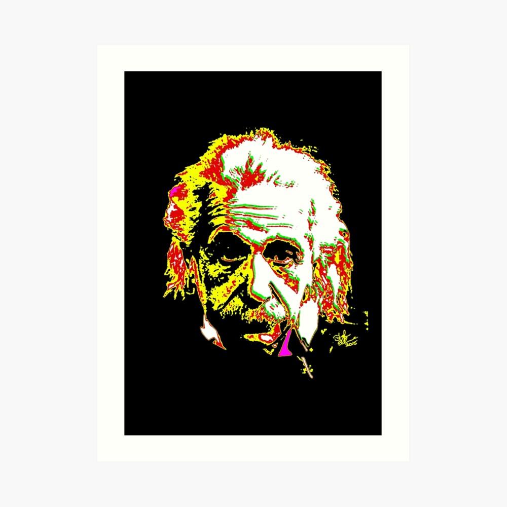 Albert der Große Kunstdruck
