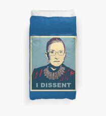Je suis dissident Housse de couette