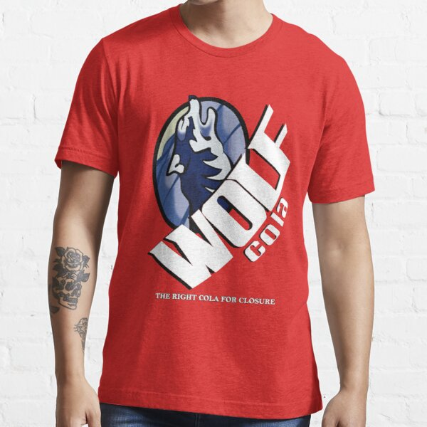 Wolf Cola - The Right Cola for Closure Essential T-Shirt