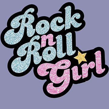 Rock n 'Roll Girl de ssddesigns