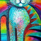 Tall Kitty by Karin Zeller