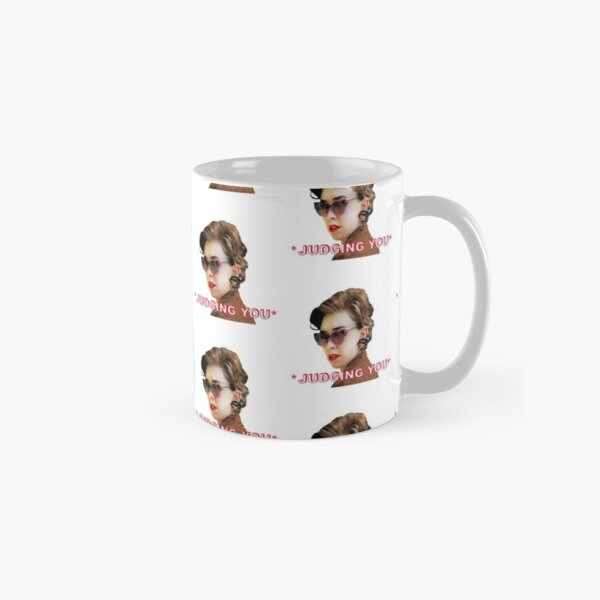 Princess Margaret Judging You Classic Mug