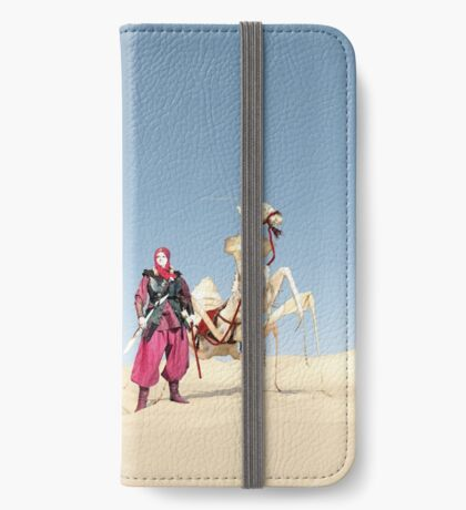 The dromedary iPhone Wallet