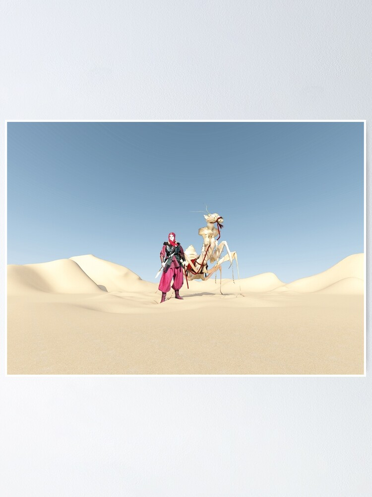 Alternate view of The dromedary Poster
