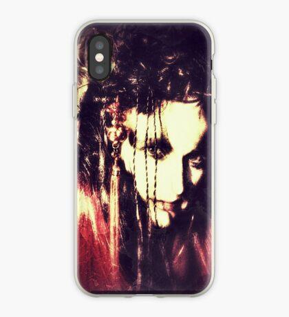demon lady iPhone Case