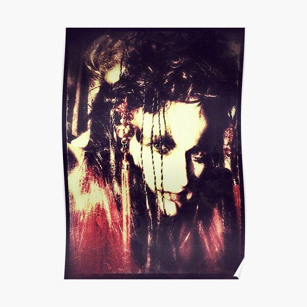 demon lady Poster