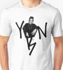 ybn nahmir fan art & merch Unisex T-Shirt