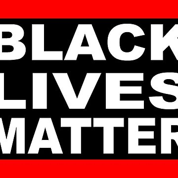 Black Lives Matter by Pinktee