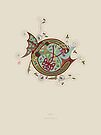 Celtic Initial C by Thoth Adan