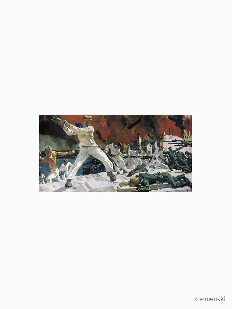 Great Patriotic War: on October 30, 1941, Heroic defense of #Sevastopol was started. The battle for Sevastopol lasted until 4 July 1942. #Crimea #Russia #Крым #Севастополь #Россия #DefenseofSevastopol by znamenski