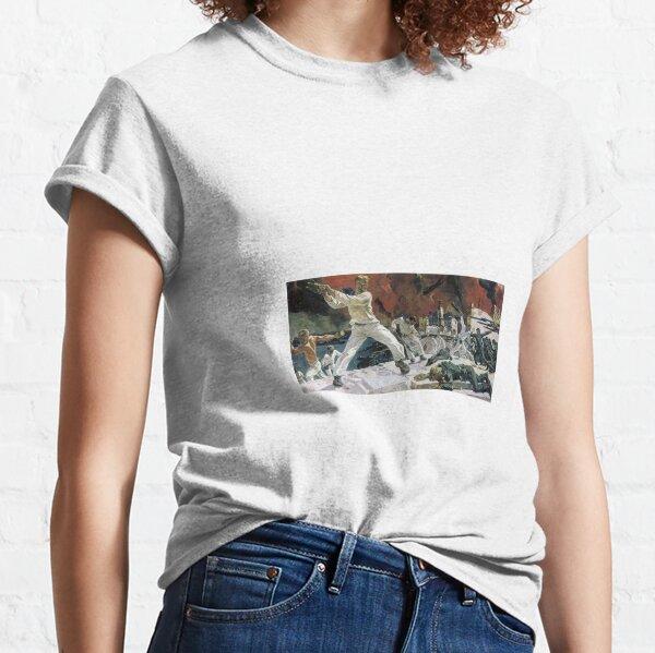 Great Patriotic War: on October 30, 1941, Heroic defense of #Sevastopol was started. The battle for Sevastopol lasted until 4 July 1942. #Crimea #Russia #Крым #Севастополь #Россия #DefenseofSevastopol Classic T-Shirt