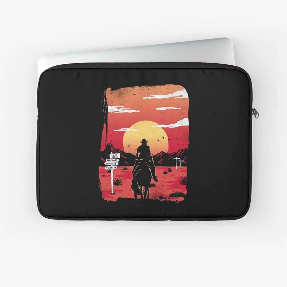 Way to nowhere Laptop Sleeve