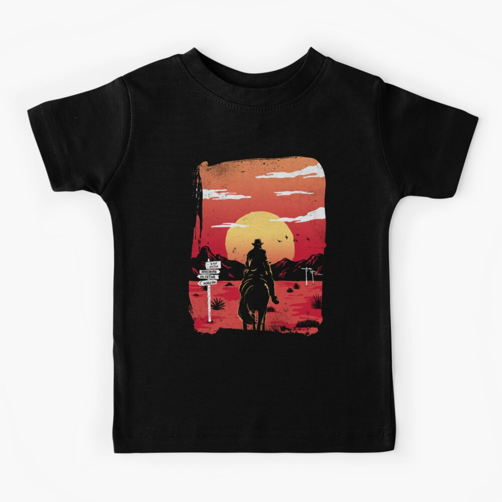 Way to nowhere Kids T-Shirt