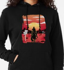 Way to nowhere Lightweight Hoodie