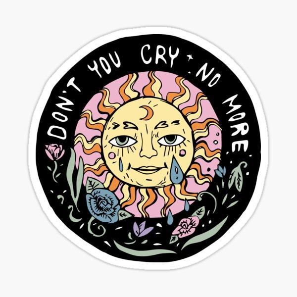 Celestial Sun Sticker