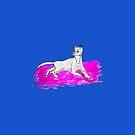 Funny Cat Draw by rott515