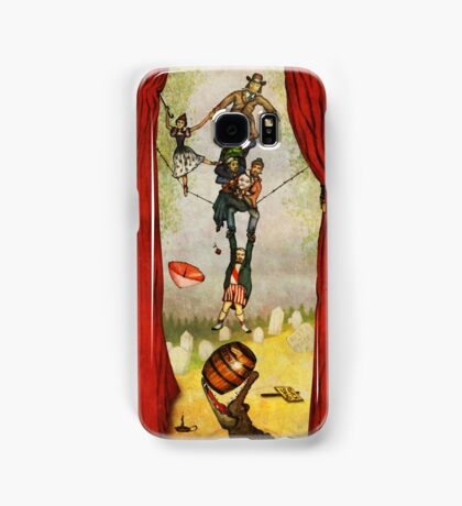 Haunted Mansion - Stretching Combo Samsung Galaxy Case/Skin