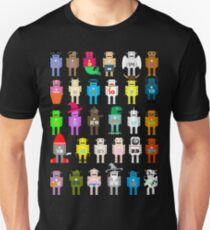 Robots in Disguises Too Slim Fit T-Shirt