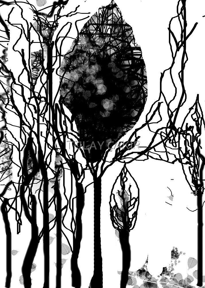 noel tree by tulay cakir