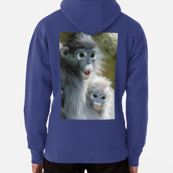 Oooh.....Such Language.....Close Your Ears Son Pullover Hoodie