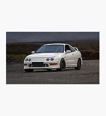 Japanese Sports Car Photographic Print