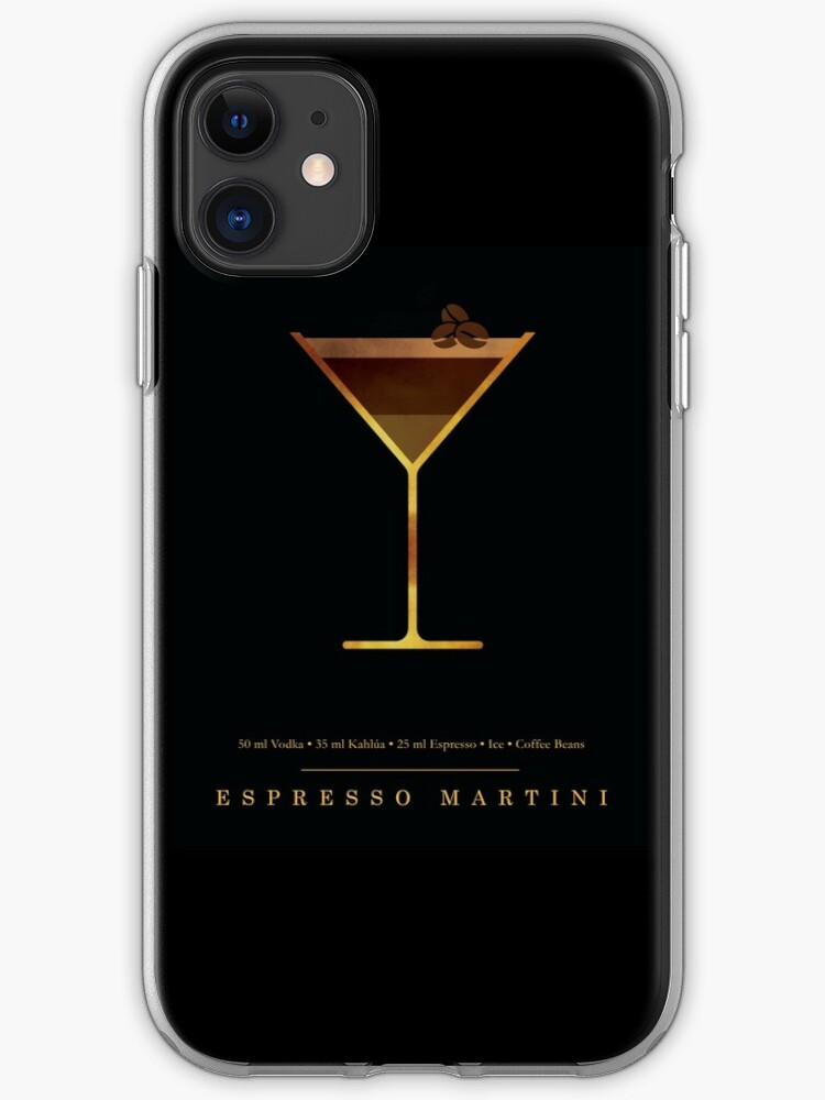 cover iphone cocktail