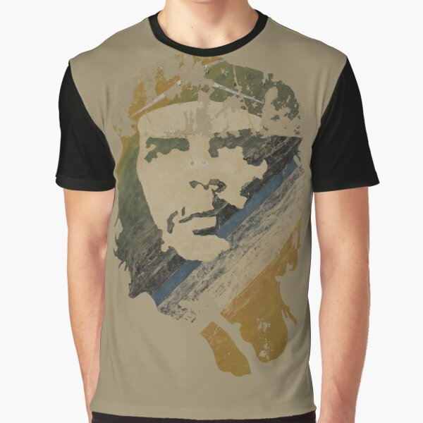 Worn Out Che Graphic T-Shirt