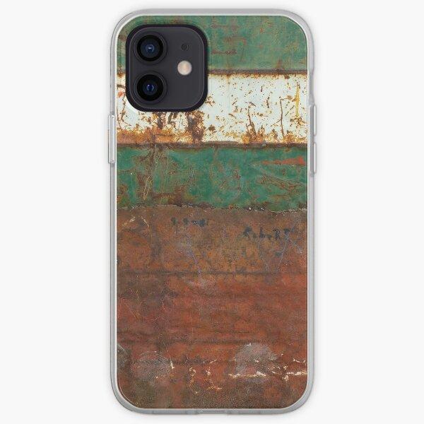 Rusty Cuban Fence iPhone Soft Case