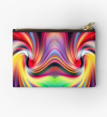 The Other Side Of The Rainbow Wormhole Studio Pouch