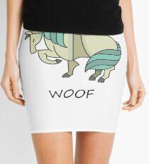 Wrong Woof Pony Mini Skirt