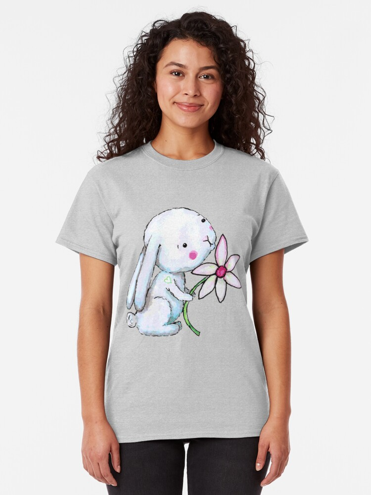 Alternate view of EveryBunny Needs SomeBunny Classic T-Shirt
