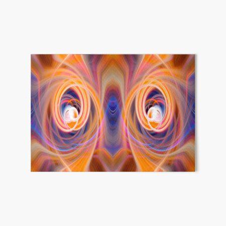 Essential Orange Art Board Print