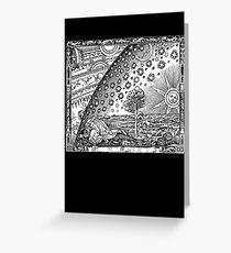 Flammarion Engraving Greeting Card