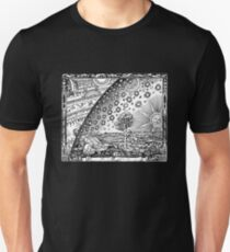 Flammarion Engraving Slim Fit T-Shirt