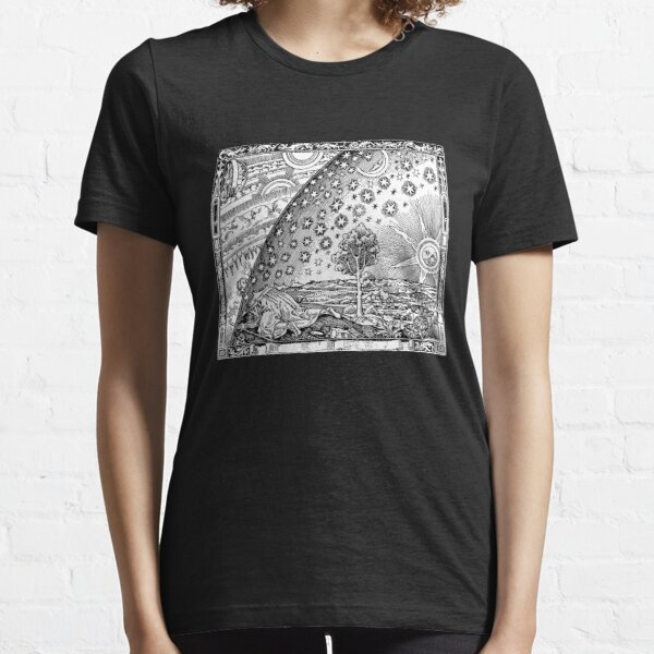 Flammarion Engraving Essential T-Shirt