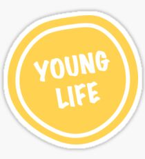 Young Life - Yellow Sticker