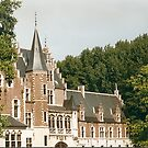 P.P.Rubens' Castle at Elewijt - Belgium by Gilberte