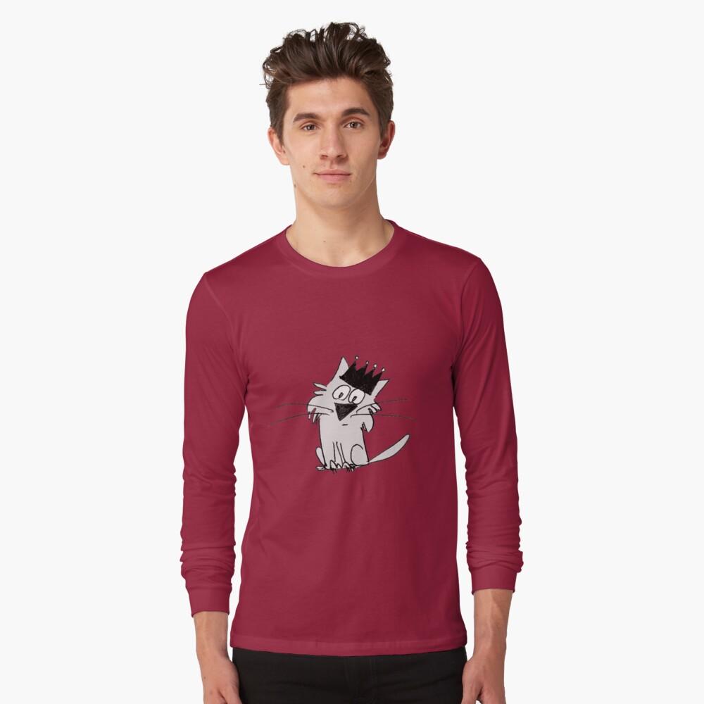 Royal Cat Long Sleeve T-Shirt