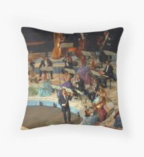 Andre Rieu ~ A night to remember in Seattle Throw Pillow